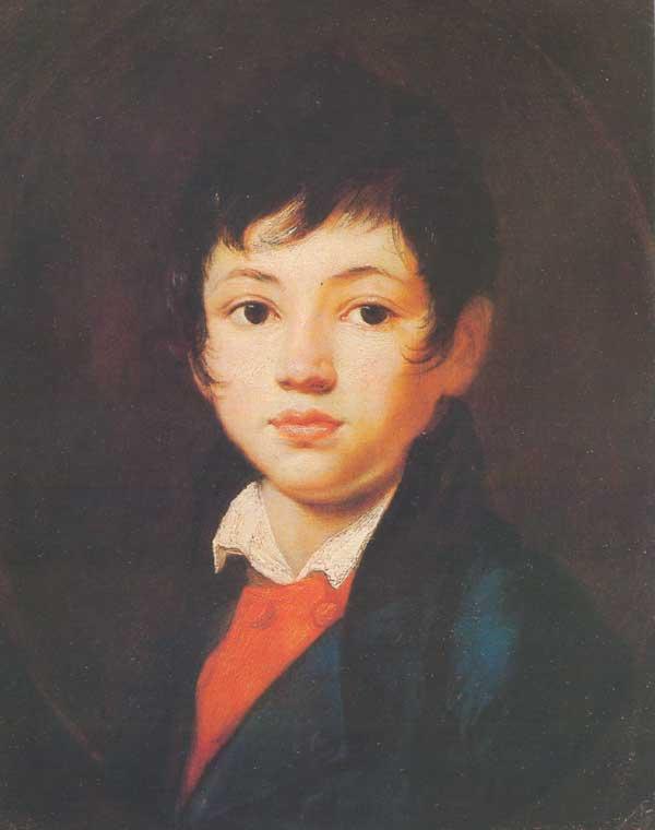 Сочинение по картине О.А. Кипренского «Портрет мальчика Челищева»