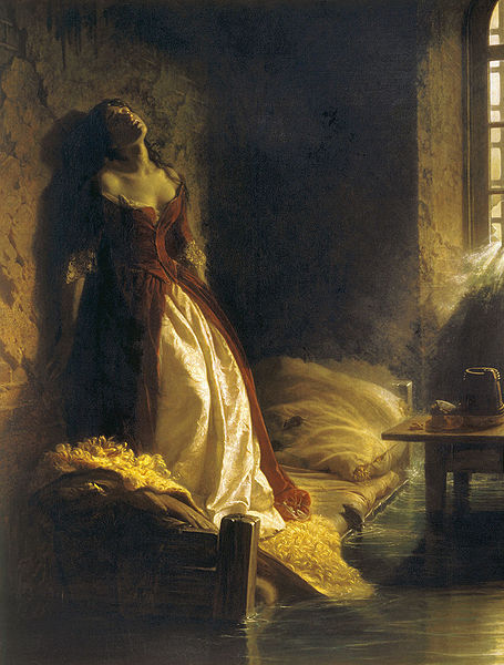 Сочинение по картине К. Флавицкого «Княжна Тараканова»