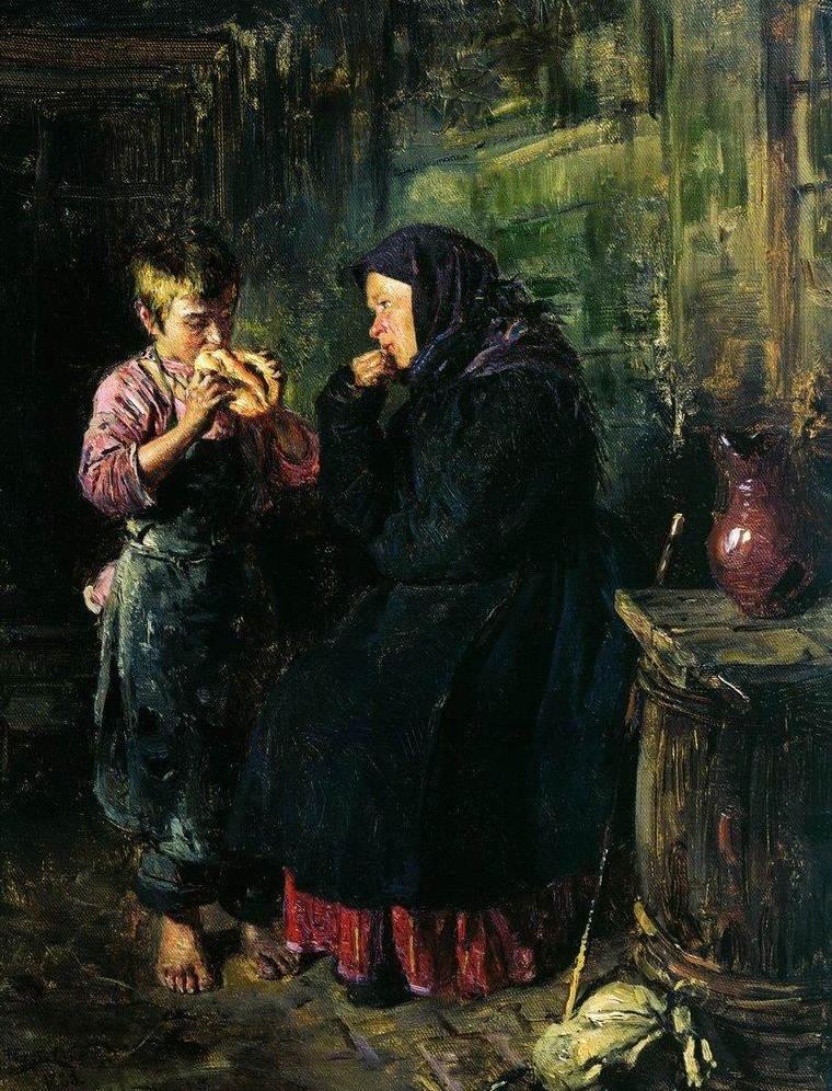 Сочинение по картине Маковского «Свидание»
