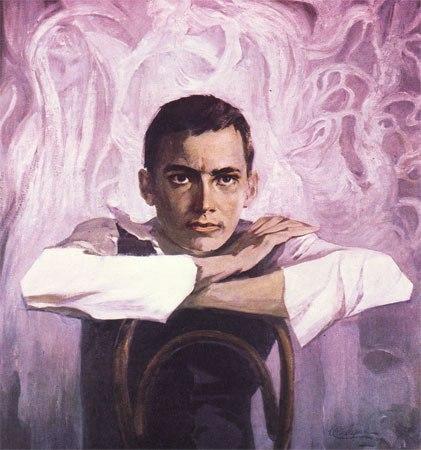 Сочинение по картине Е. Симбирина «Поэт Г. Тукай»