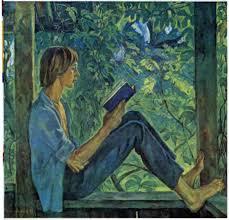 Сочинение по картине И. В. Шевандроновой «На террасе»